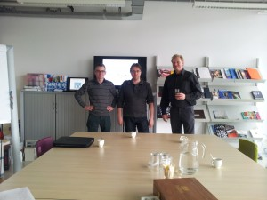 SEO  workshop - Alex van Aken - Arjan Samson - Sander Schep