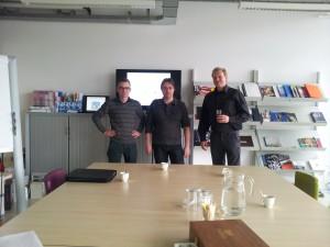 SEO  workshop - Alex van Aken - Arjan Samson - Sander Schep